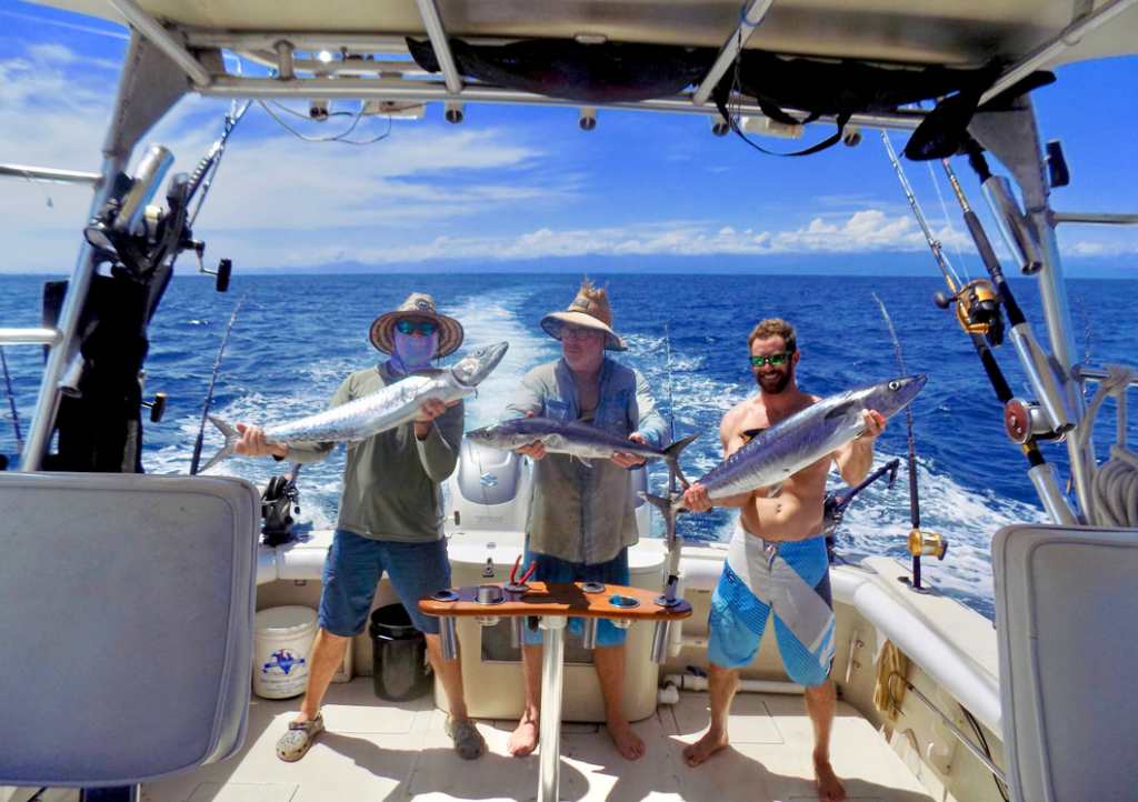 Inshore and Offshore Fishing Trips